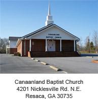 Canaanland Baptist Church
